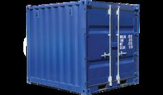 Container 6,6m3 - 6pieds
