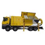 Image Camion excavateur aspirateur